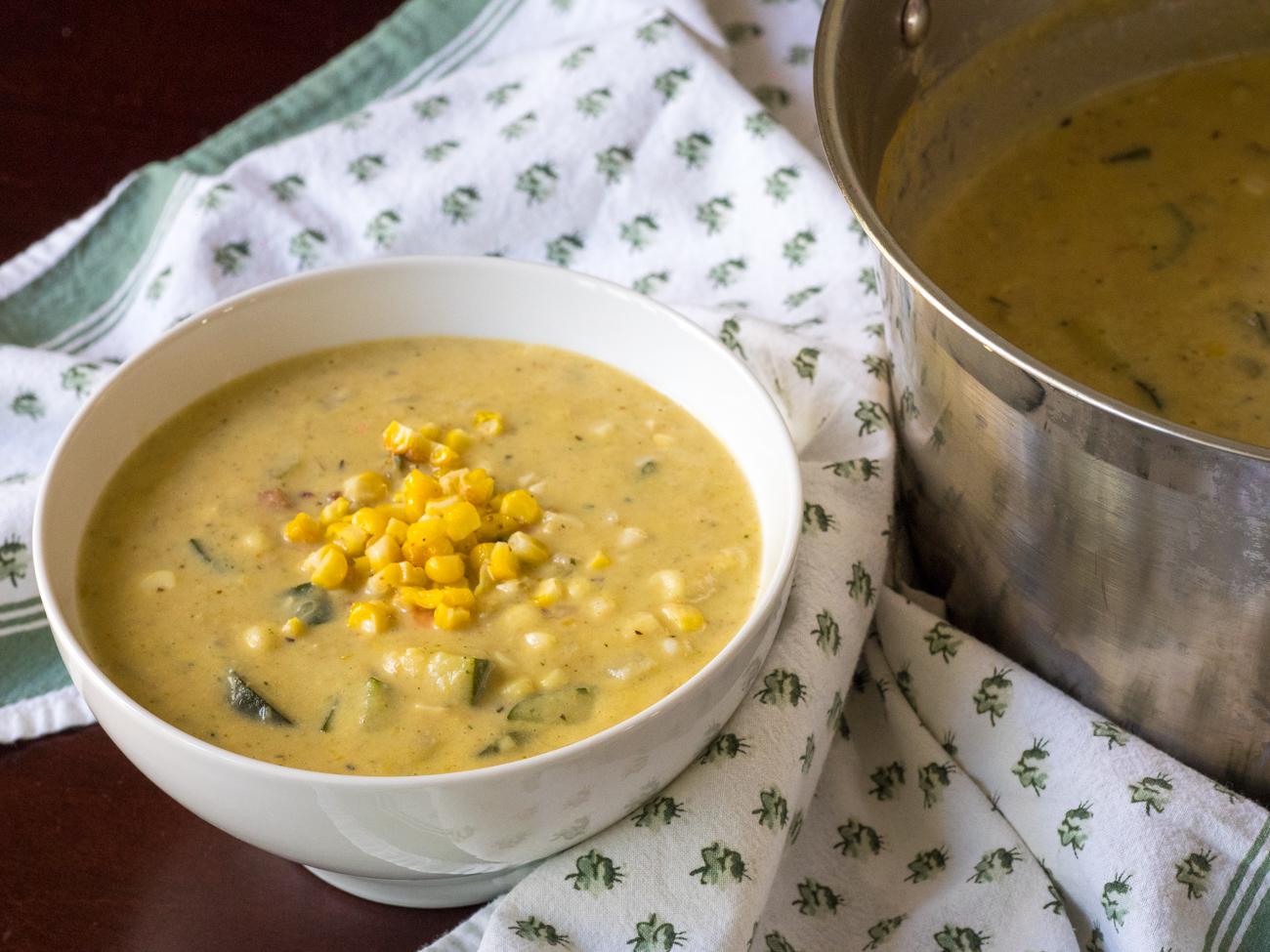 Corn Zucchini Chowder Horizontal 3