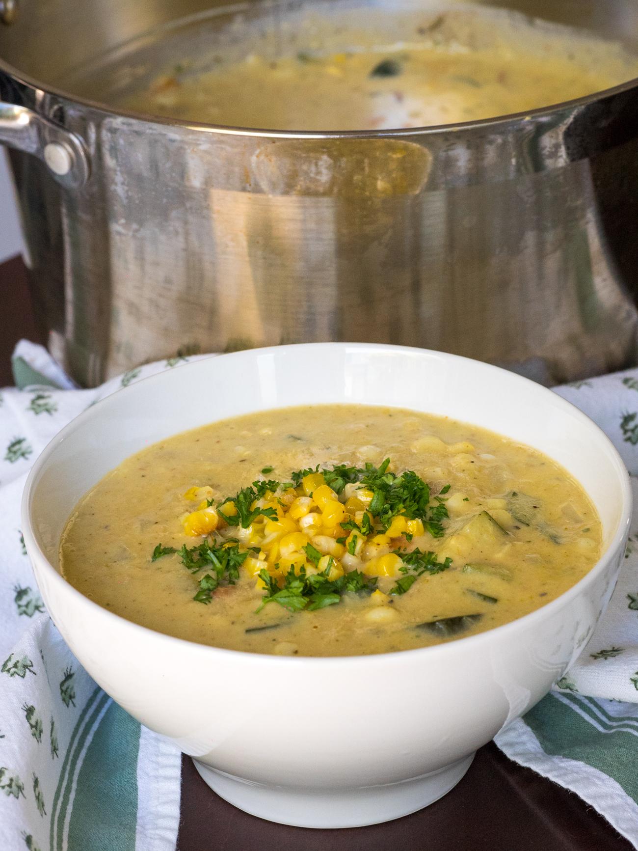 Corn Zucchini Chowder Vertical 6