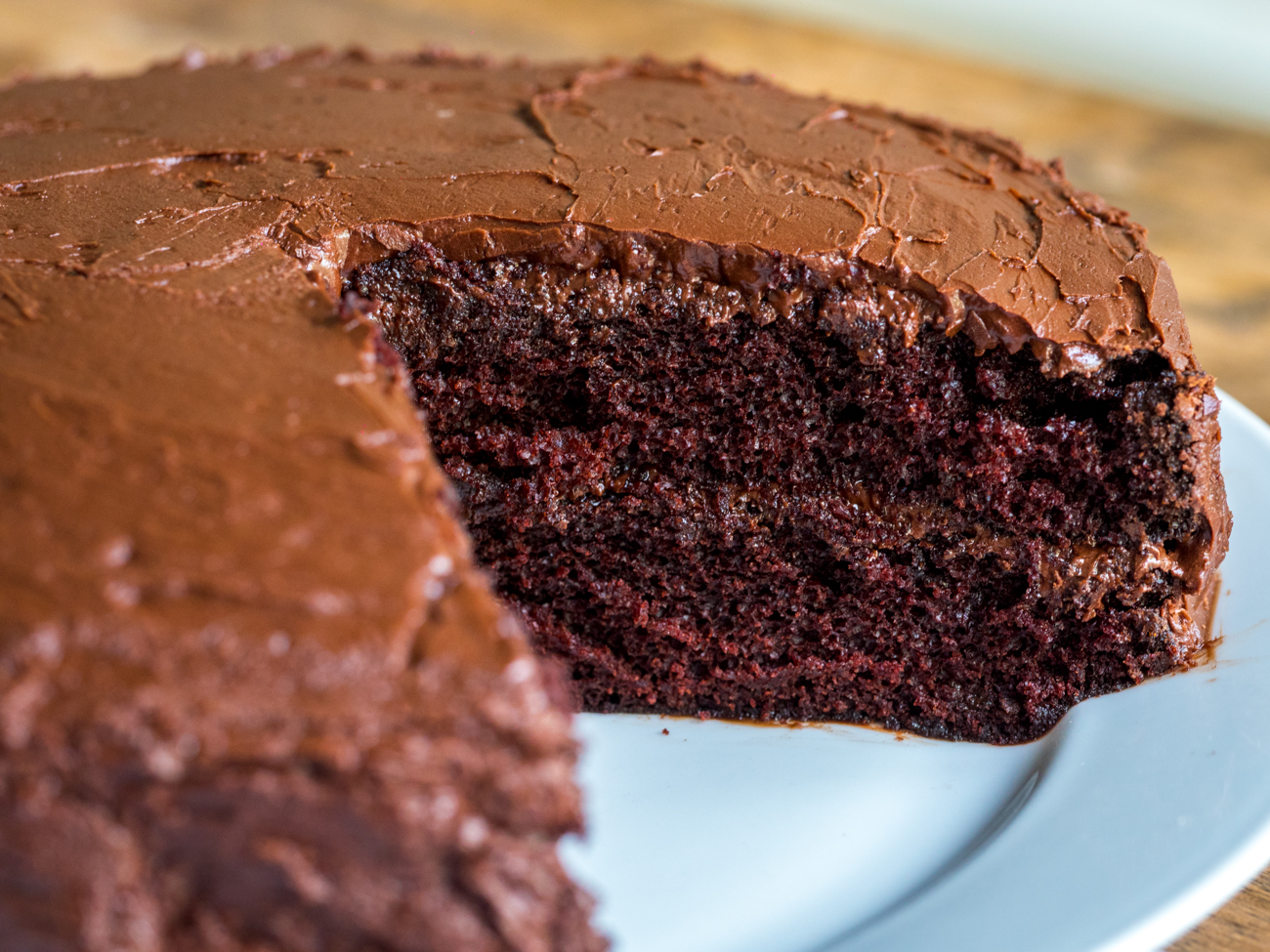 Depression-Era-Chocolate-Cake