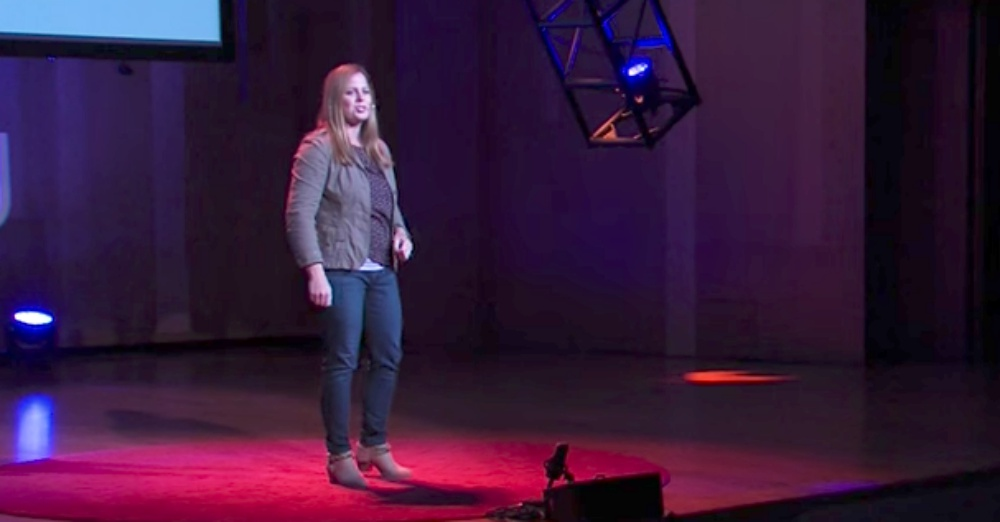 Photo: YouTube/TEDx Talks
