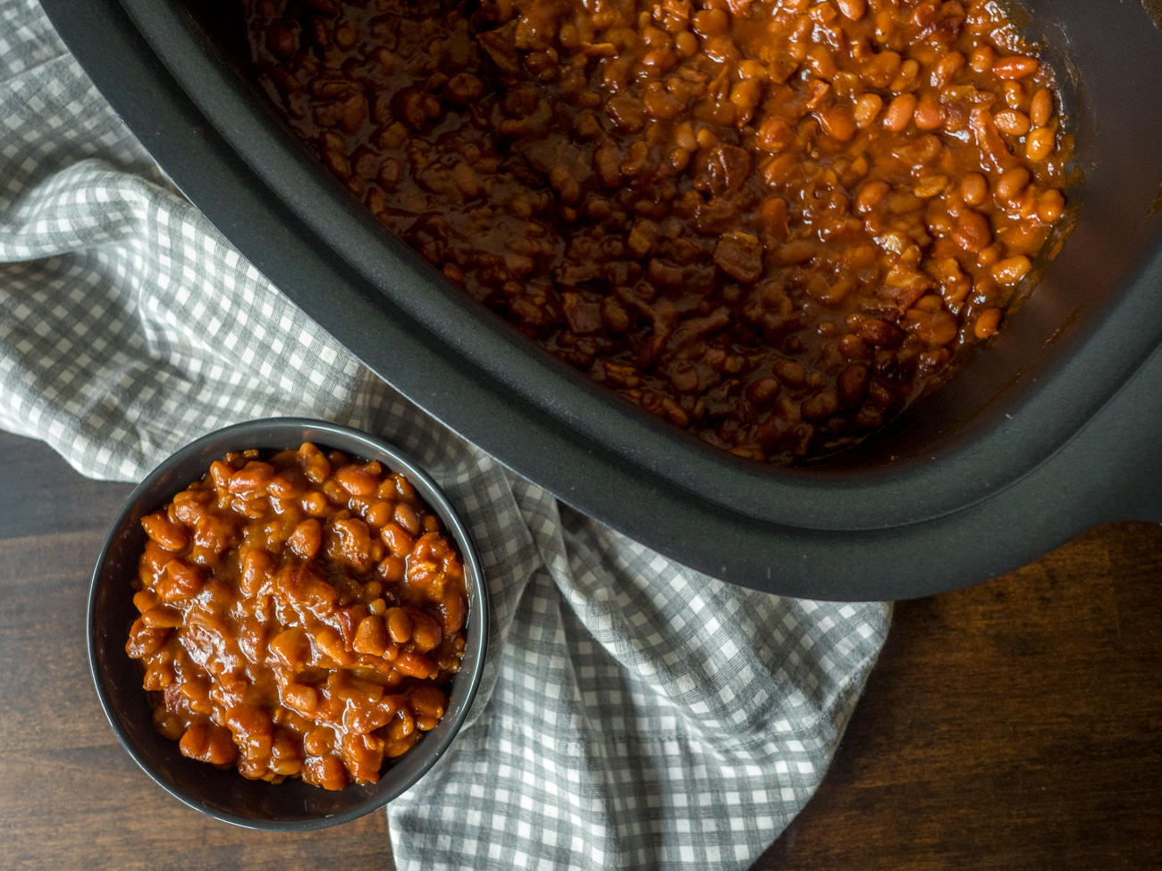 Root Beer Baked Beans Horizontal 1