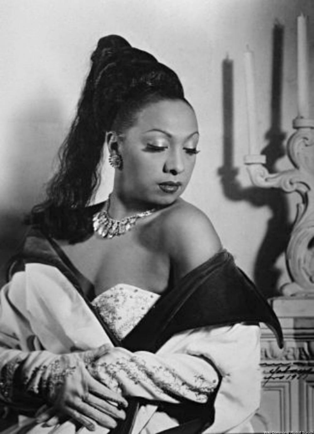 Style Icons We Still Adore- Josephine Baker