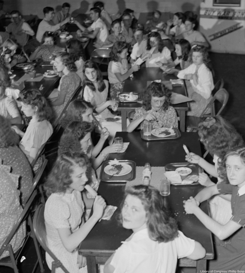 The Best and the Worst of School Lunches When We Were Kids
