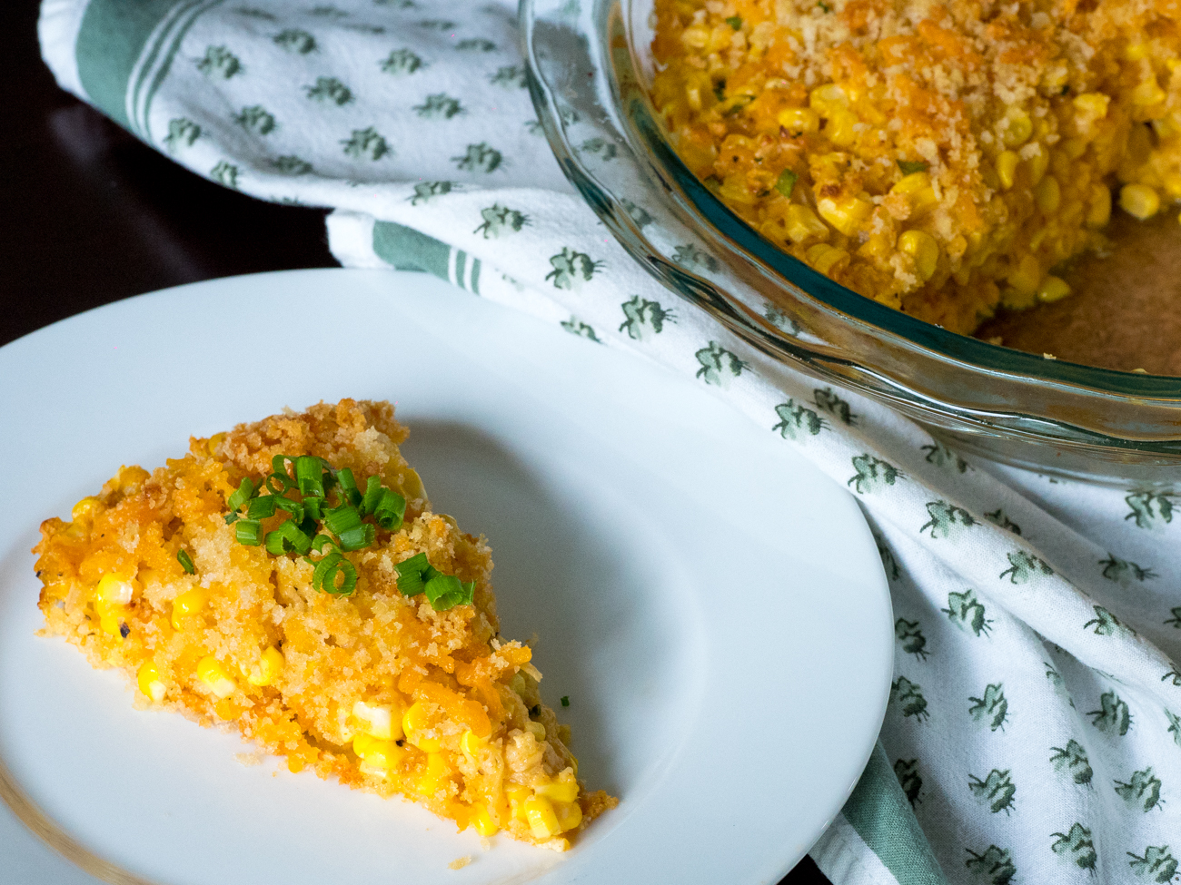 Cheddar Sweet Corn Pie Horizontal 5