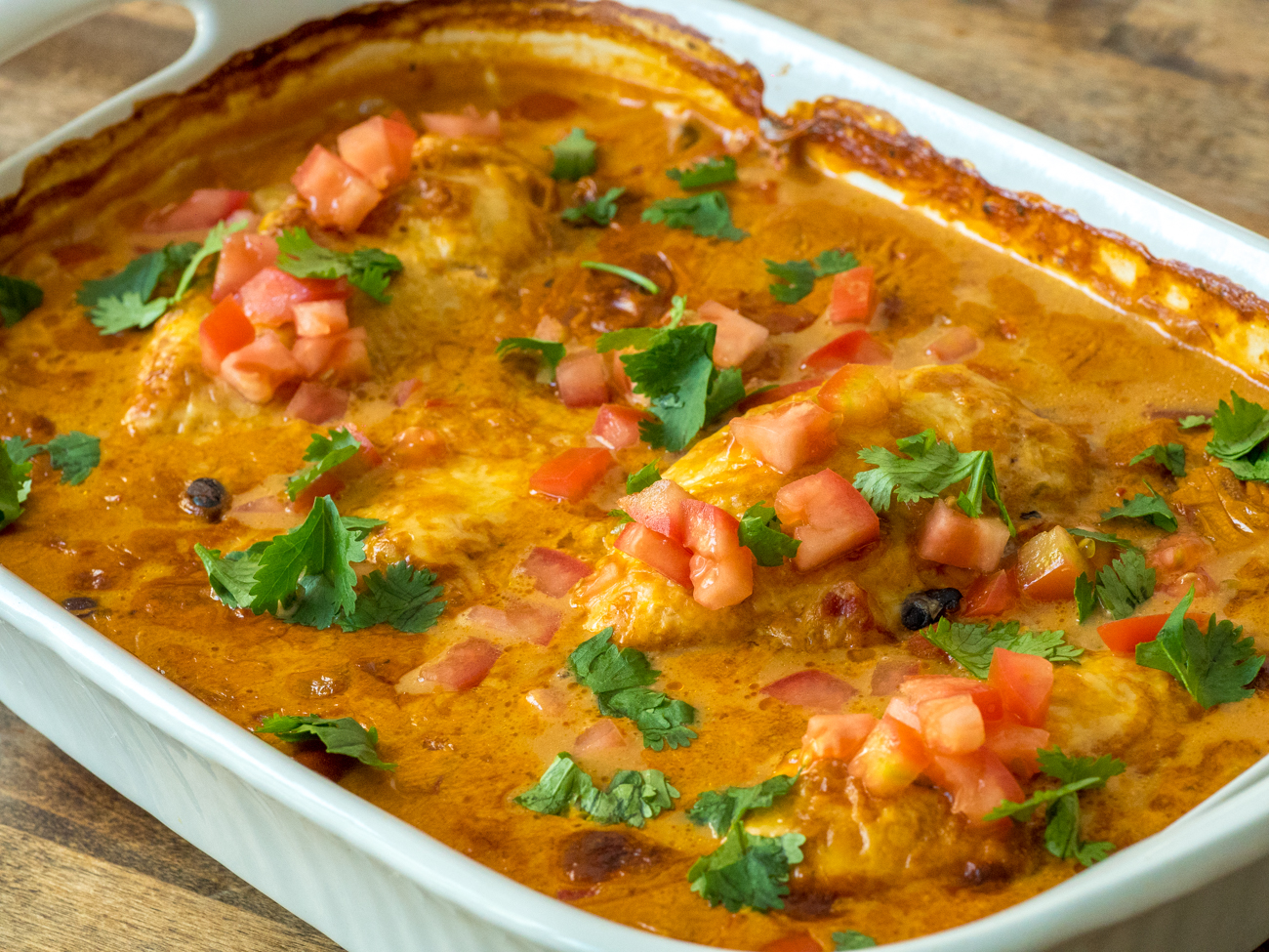 Queso Chicken Bake Horizontal 2