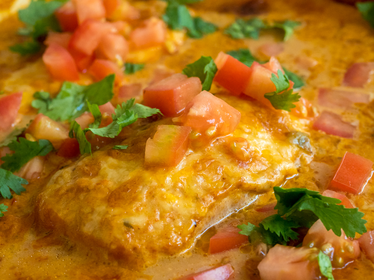 Queso Chicken Bake Horizontal 3