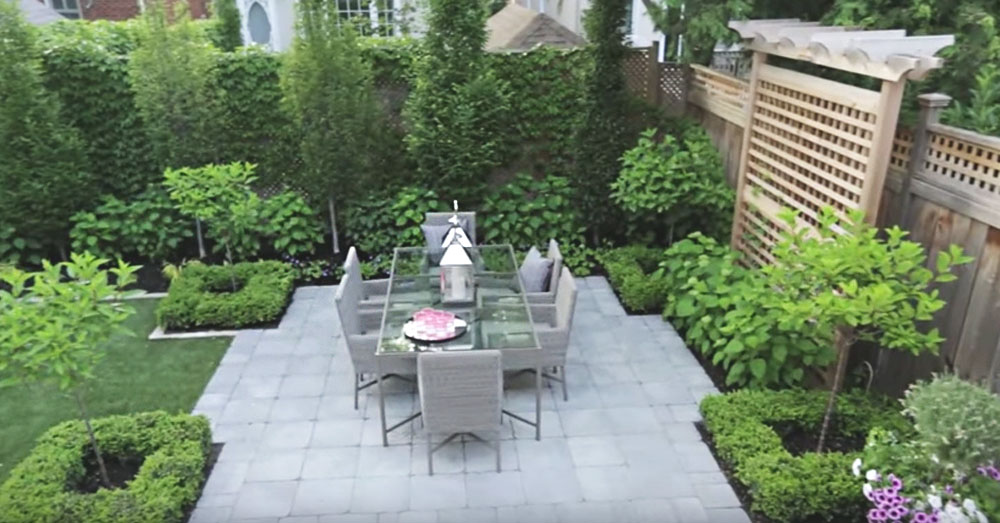 5 Tips On Turning Your Small Yard Into A Garden Oasis Crafty House