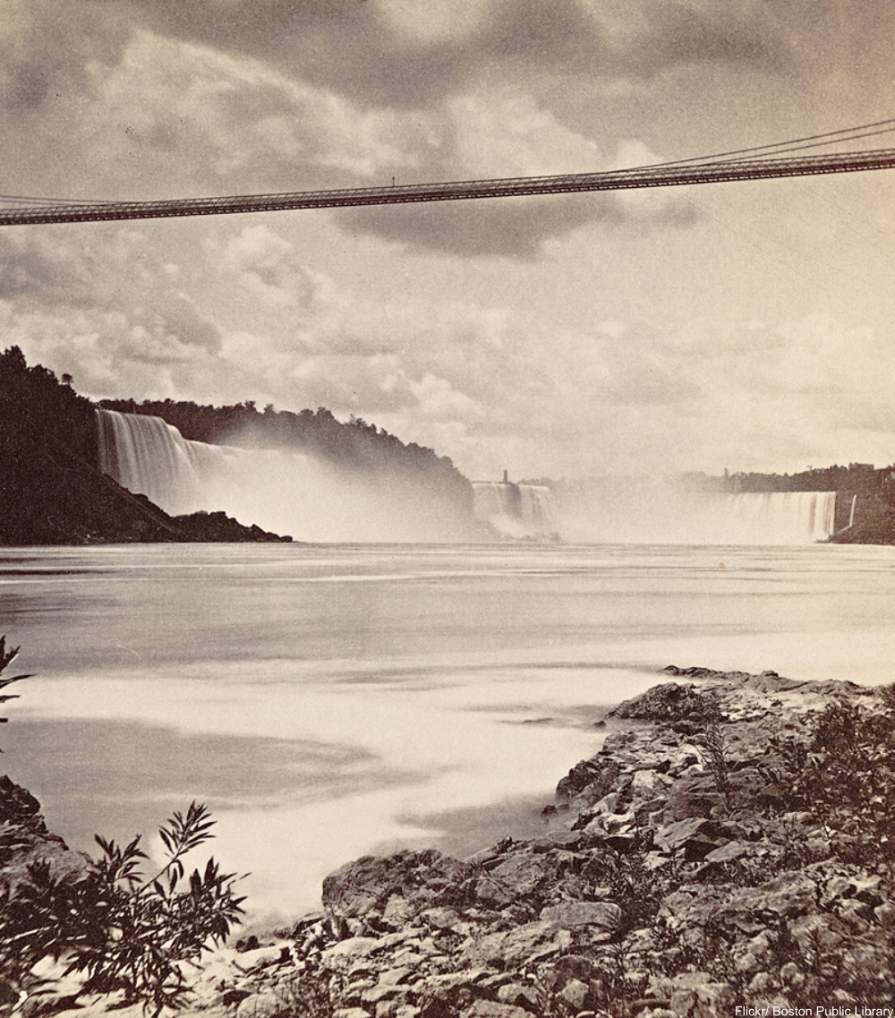 How Did Niagara Falls Become Known as THE Honeymoon Spot?
