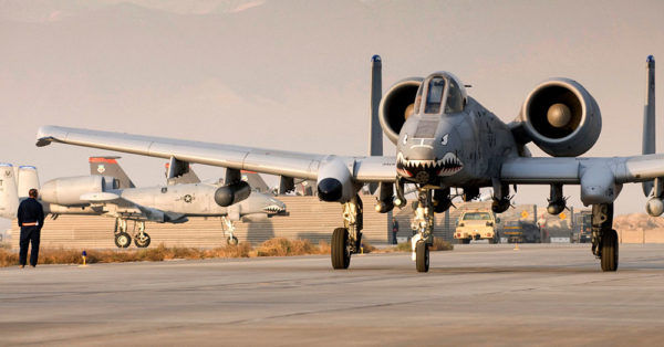 Source: U.S. Air Force A-10 Thunderbolt