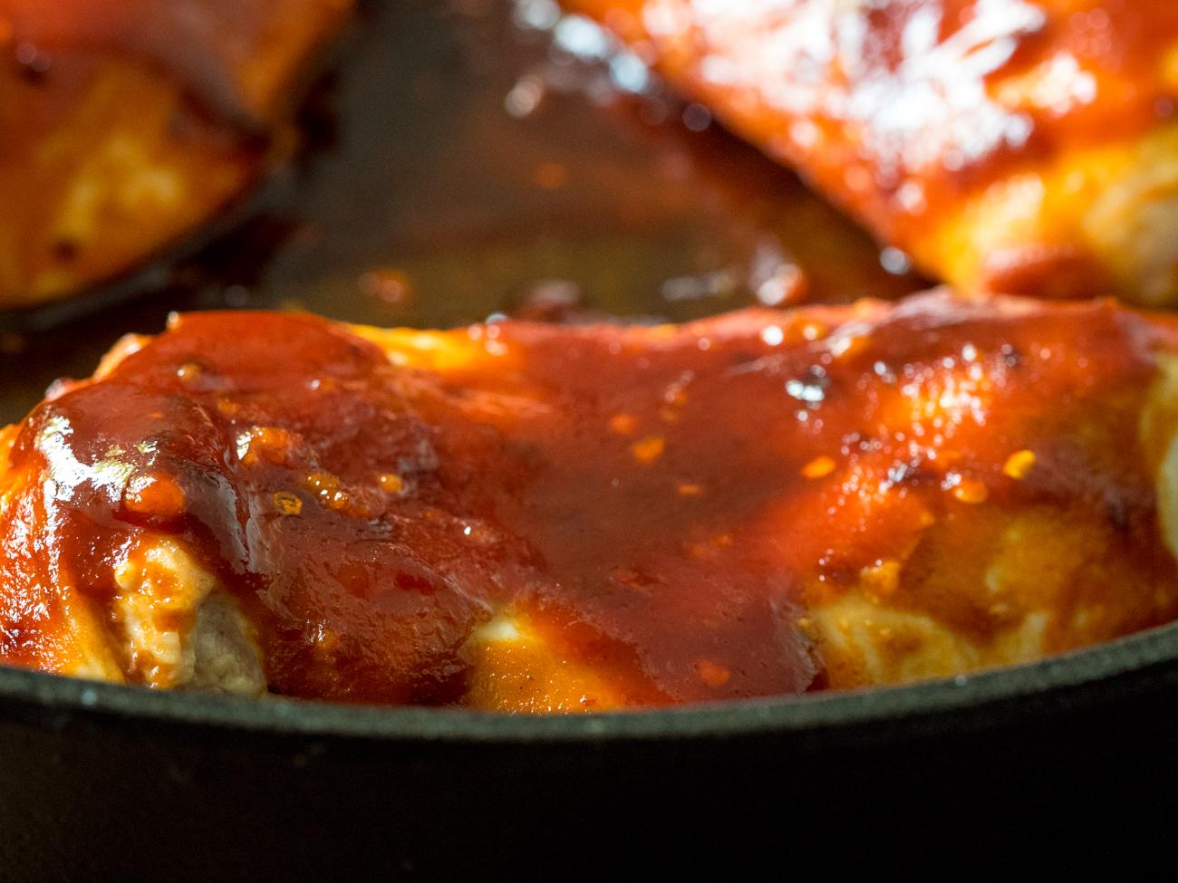 Baked Firecracker Chicken Horizontal 1