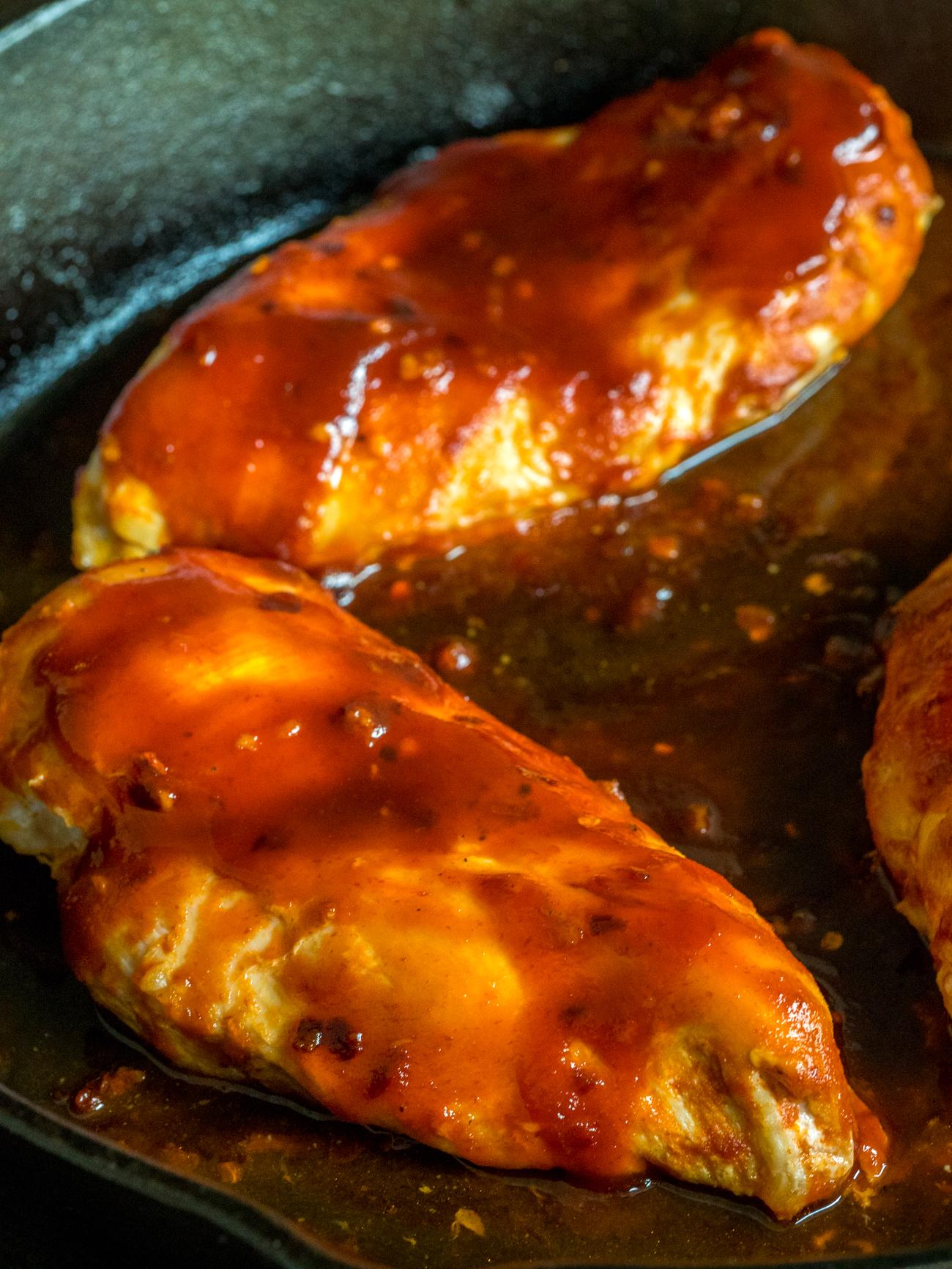 Baked Firecracker Chicken Vertical 1