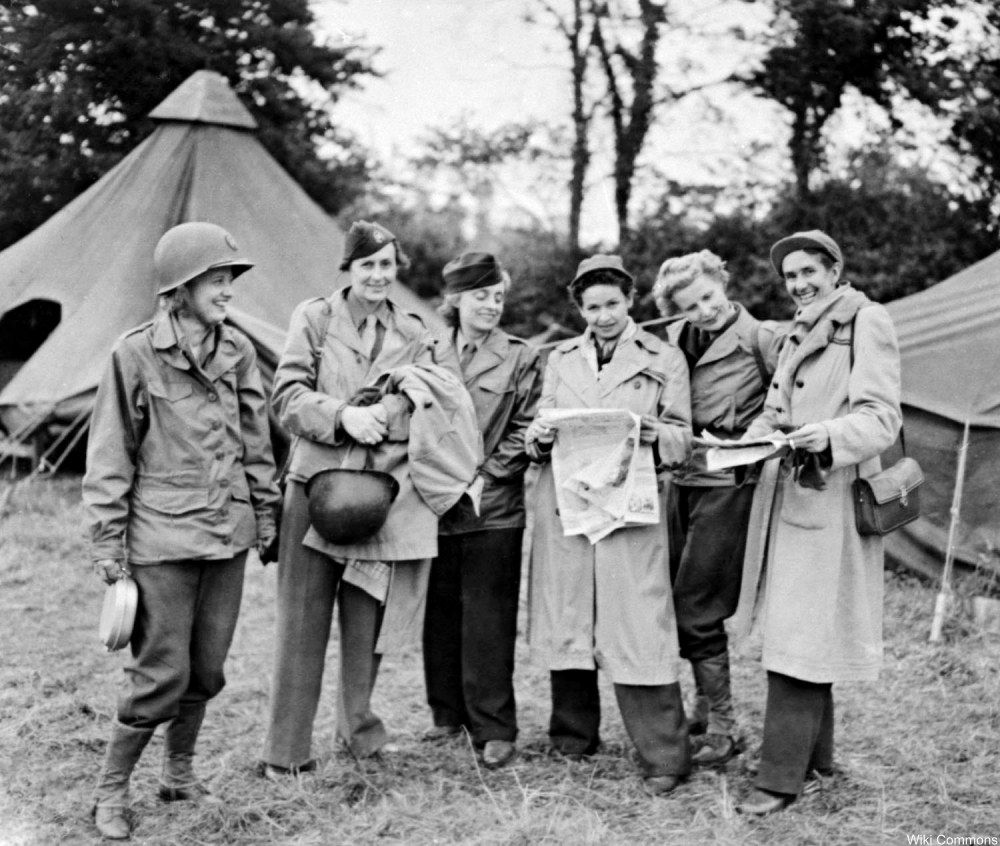 The Female War Correspondents of World War II