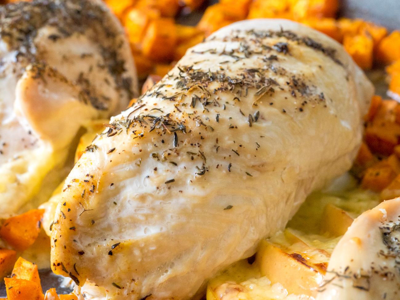Stuffed Chicken Breasts Horizontal 4