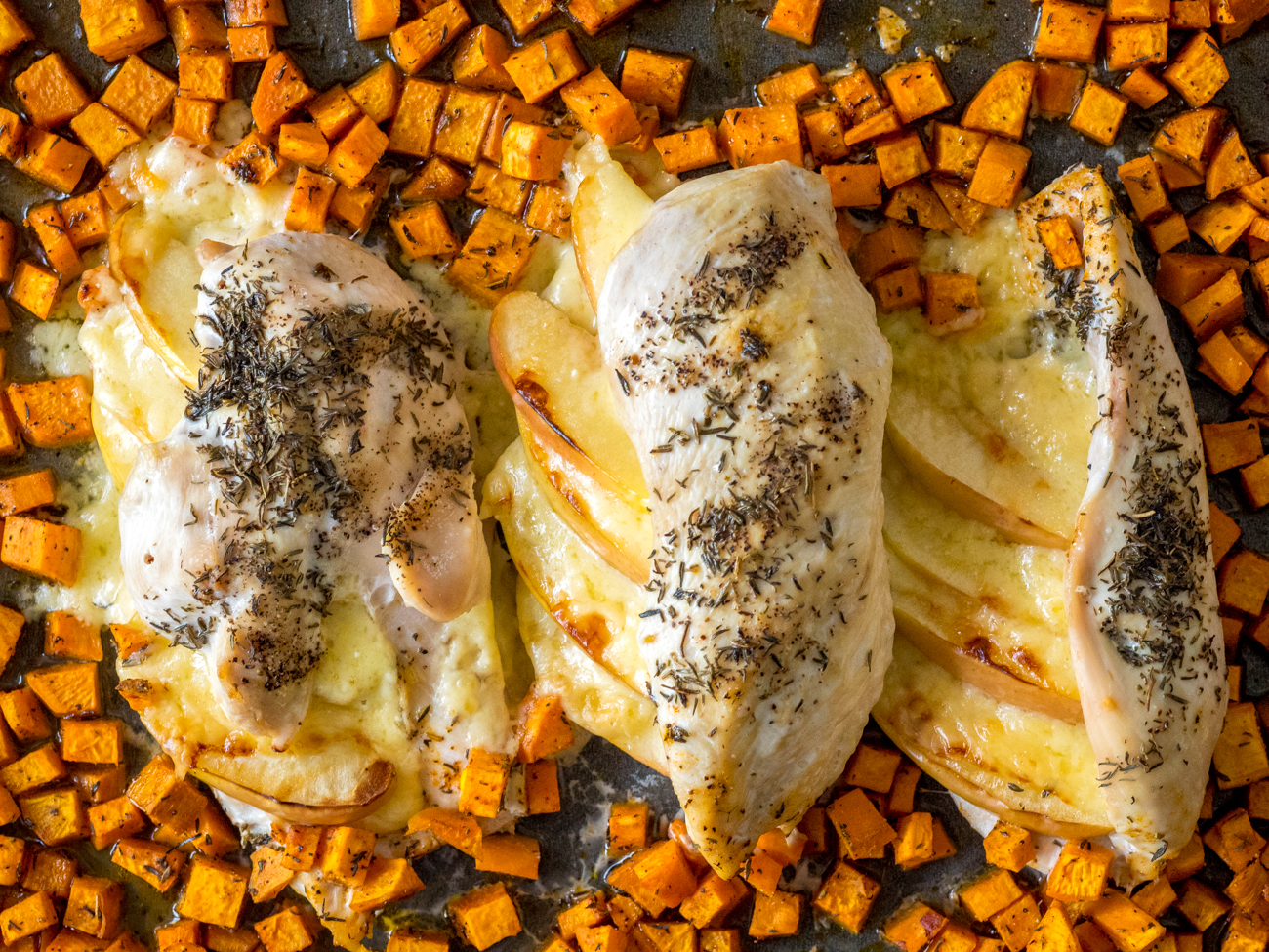 Stuffed Chicken Breasts Horizontal 8