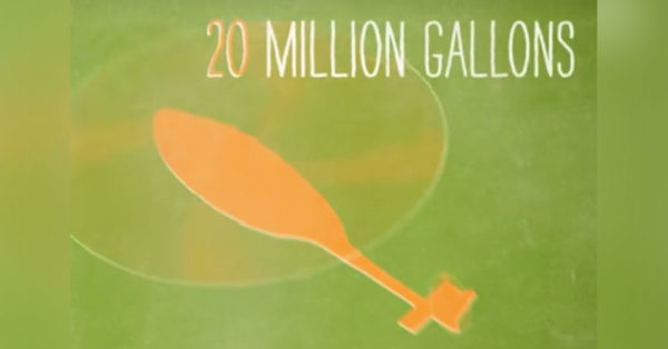 Source: YouTube/Newsy Twenty million gallons of Agent Orange were created during the Vietnam War.
