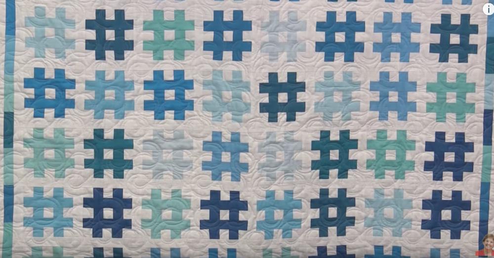 hashtag quilt