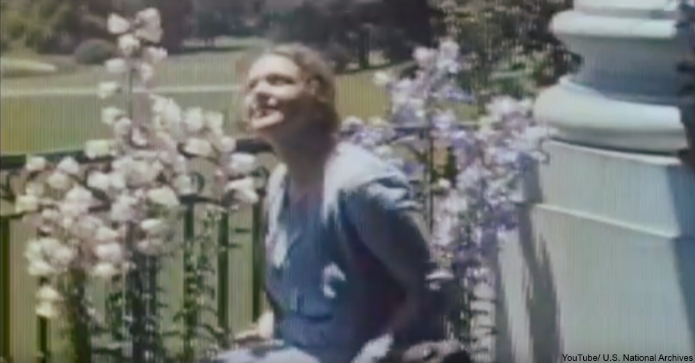 Rediscovered 1920s Home Movies Are the First to Show the White House in Color