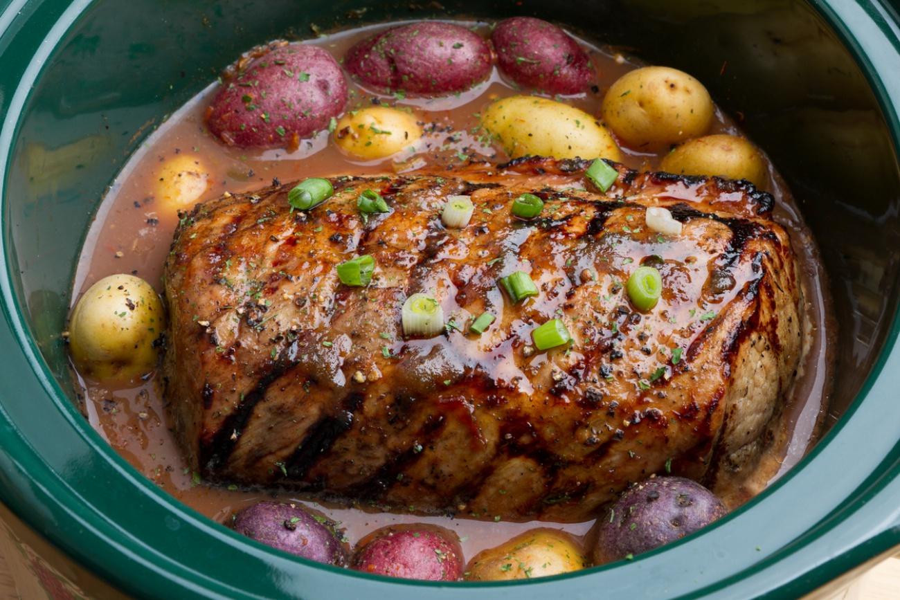 Pot Roast with Potatoes
