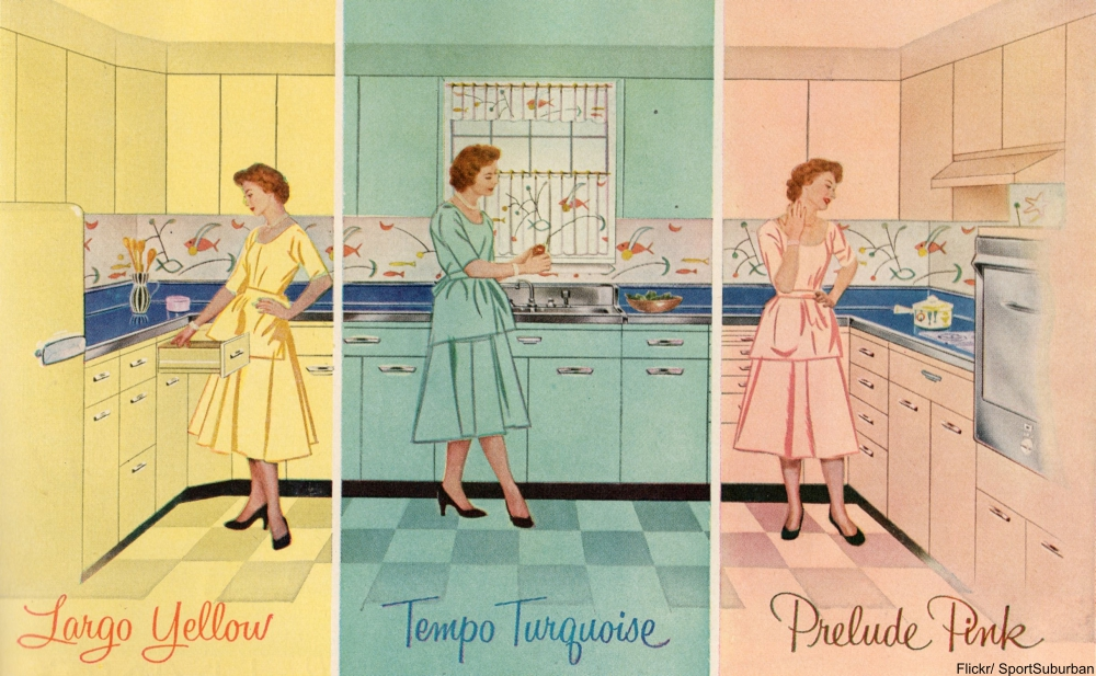 Vintage Kitchen Decor Ideas We Need To Bring Back