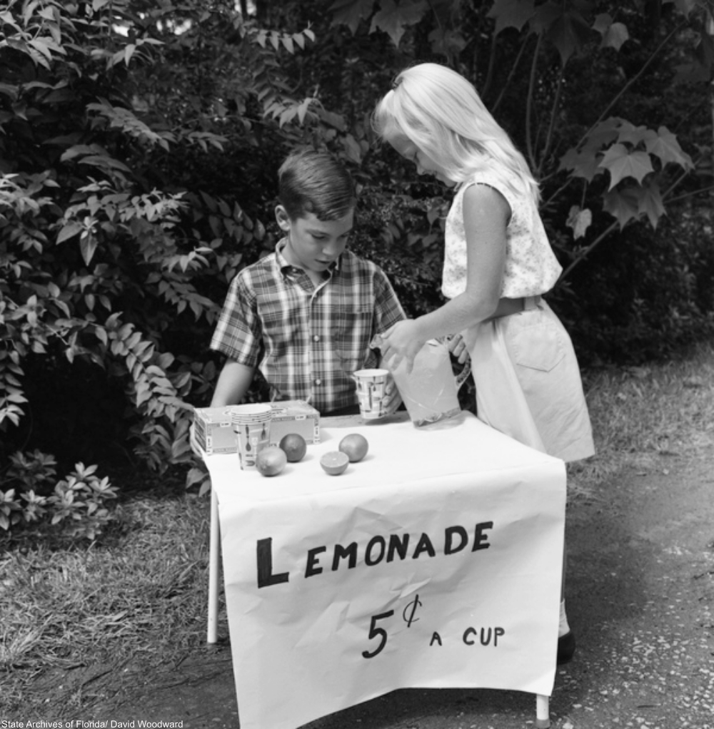 The Fascinating History of Lemonade