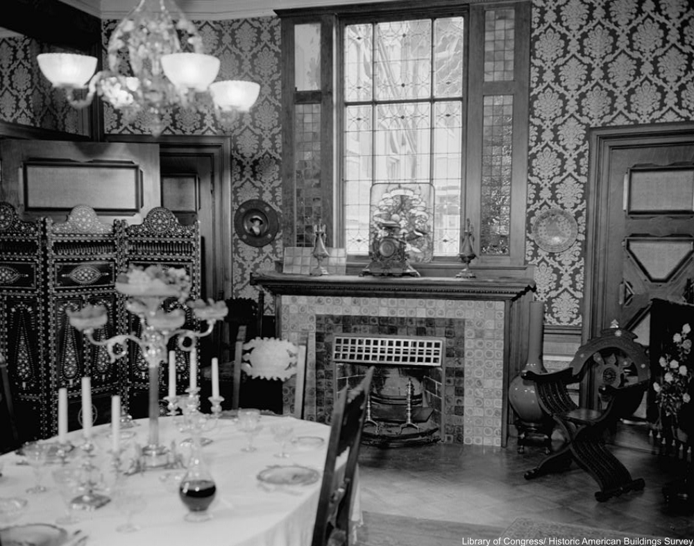 A Detailed Look Inside Mark the Hartford Home of Mark Twain