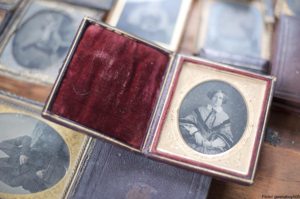 Taking Care of Your Old Photographs
