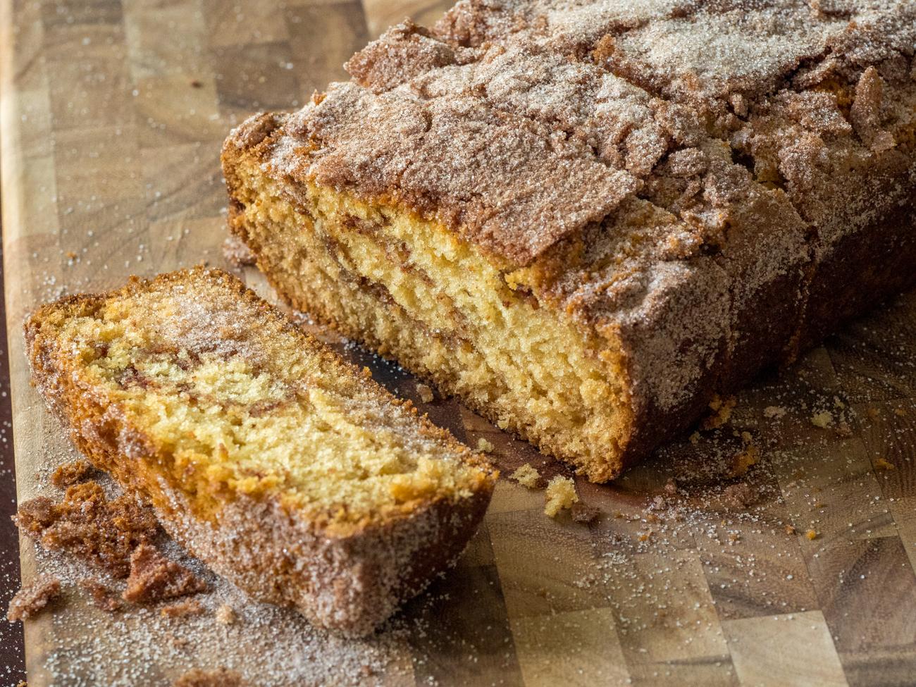 Amish Friendship Bread Horizontal 3