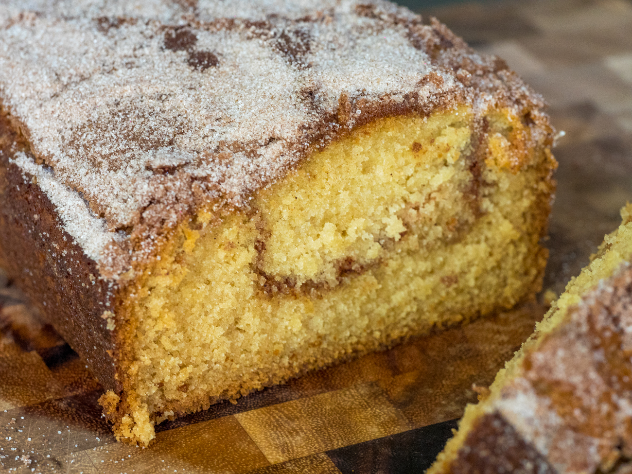 Amish Friendship Bread Horizontal 4