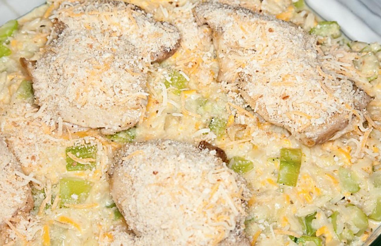 Creamy Chicken Casserole Main 2