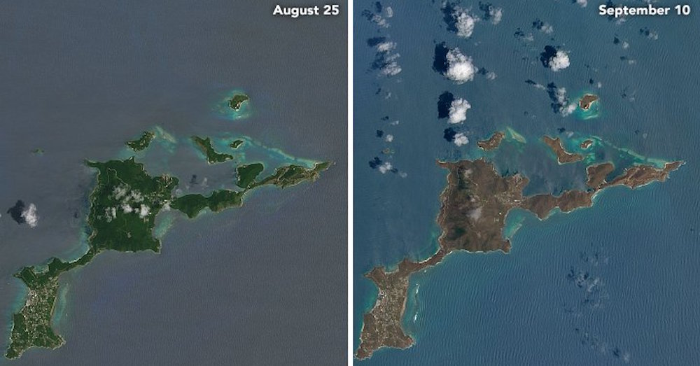 NASA/Earth Observation
