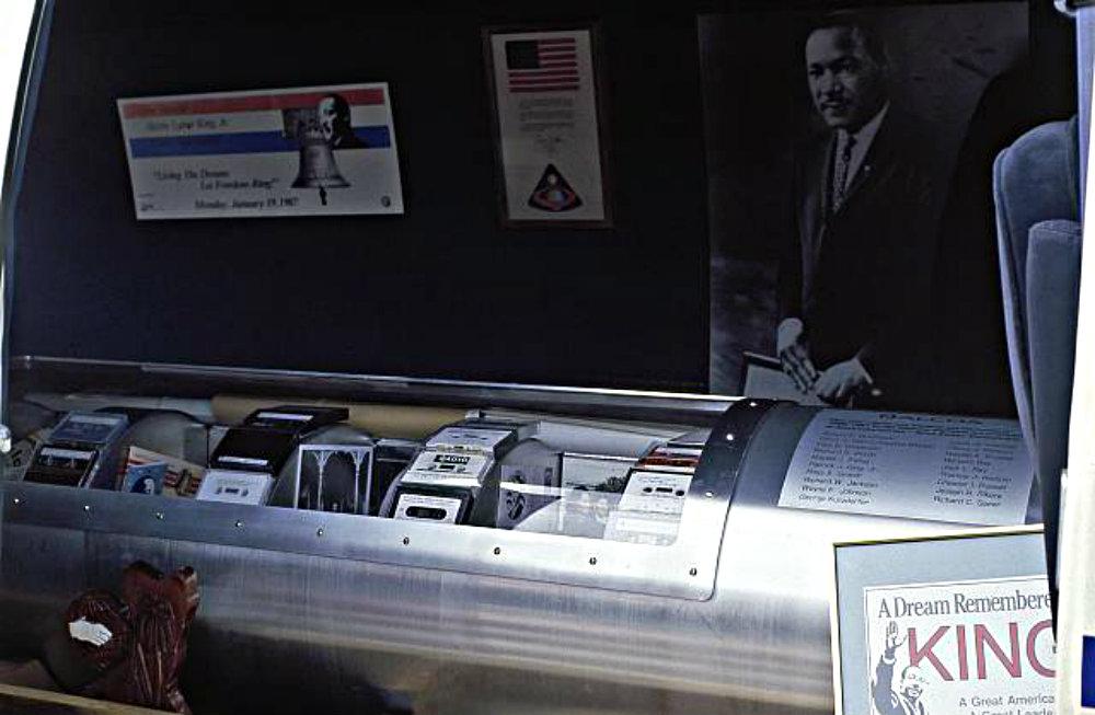 MLK Time Capsule