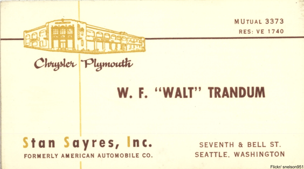 The Style and Elegance of Vintage Business Cards
