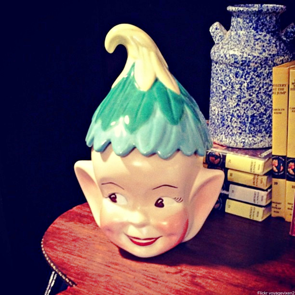 From Frightening to Fantastic the Cookie Jars We Grew Up with Had So Much Personality