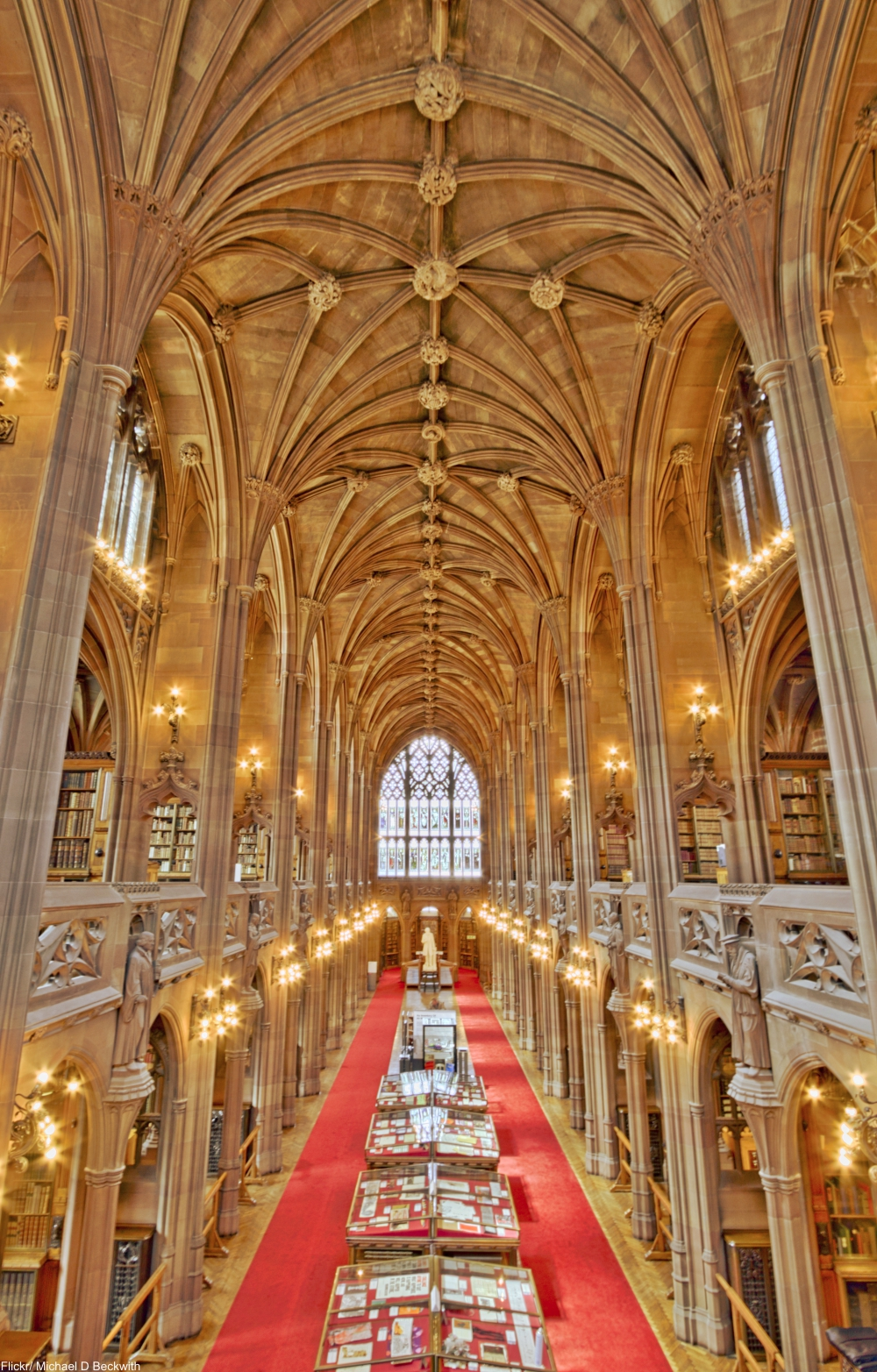 7 of the Most Beautiful Libraries in the World