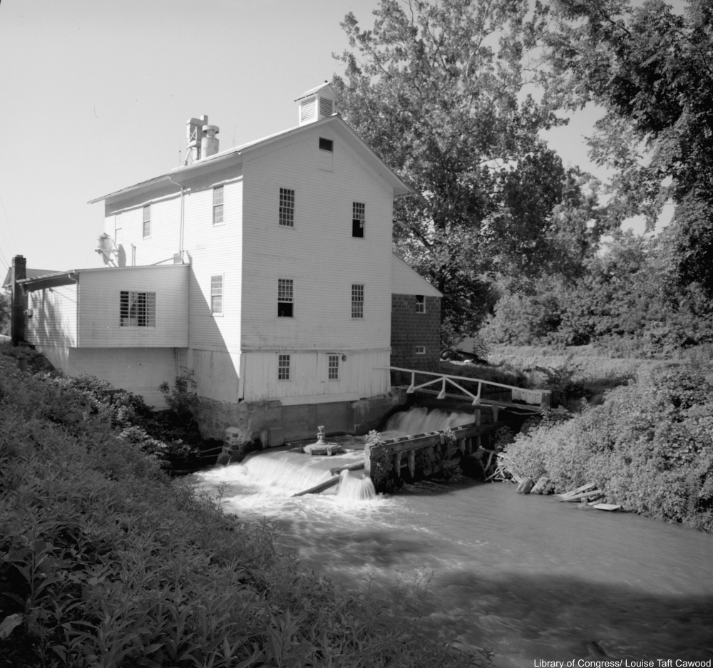 Take a Tour of the Old Grist Mill