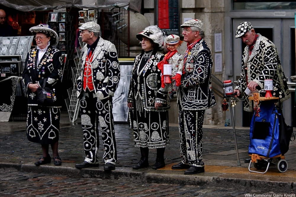The Pearly Kings and Queens of London- Still Parading After Generations