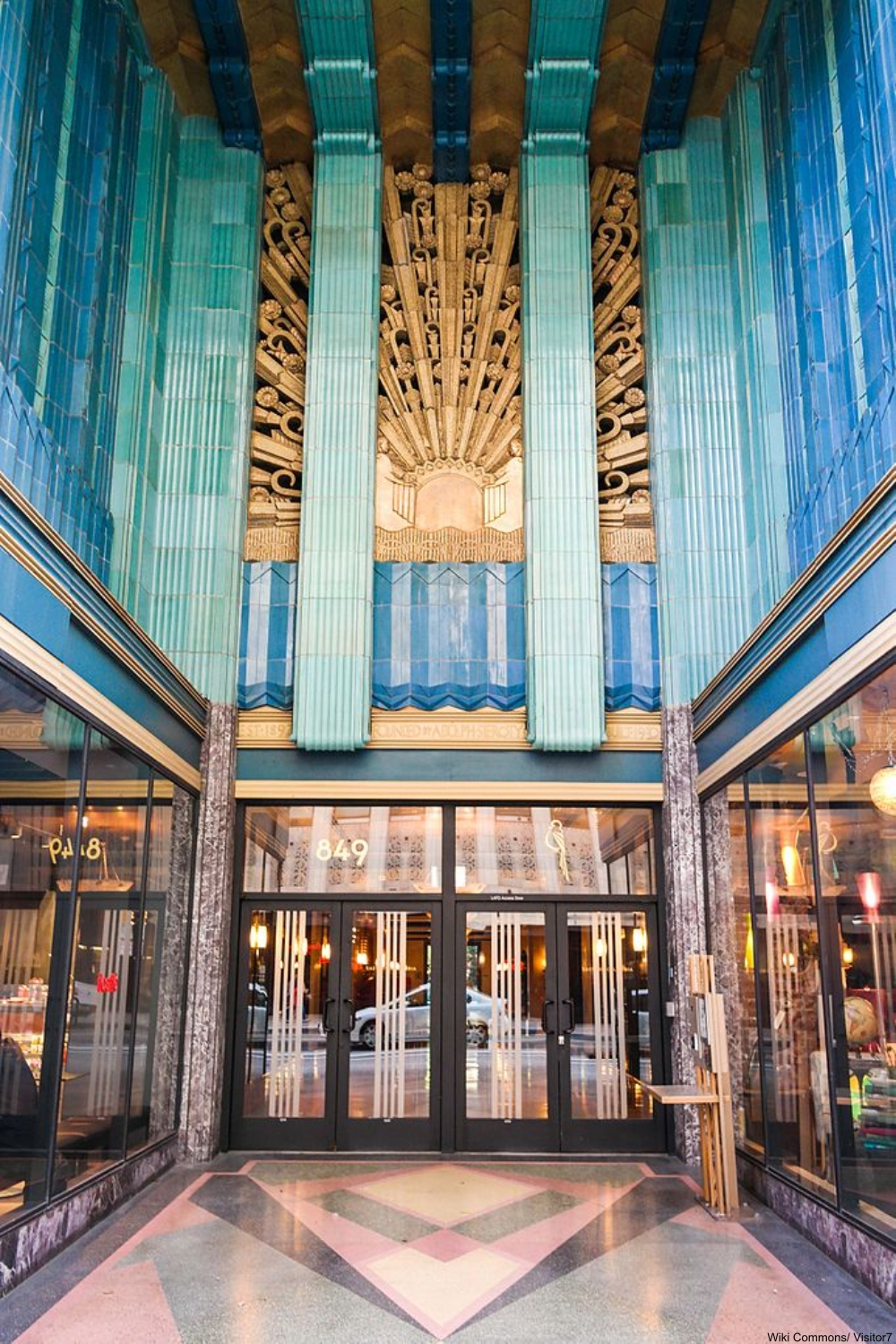 The Art Deco Haven of America- Los Angeles