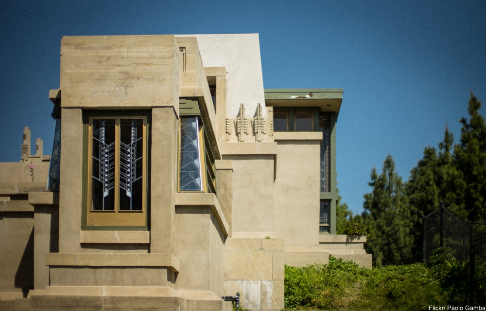 Hollyhock House - The Art Deco Haven of America- Los Angeles