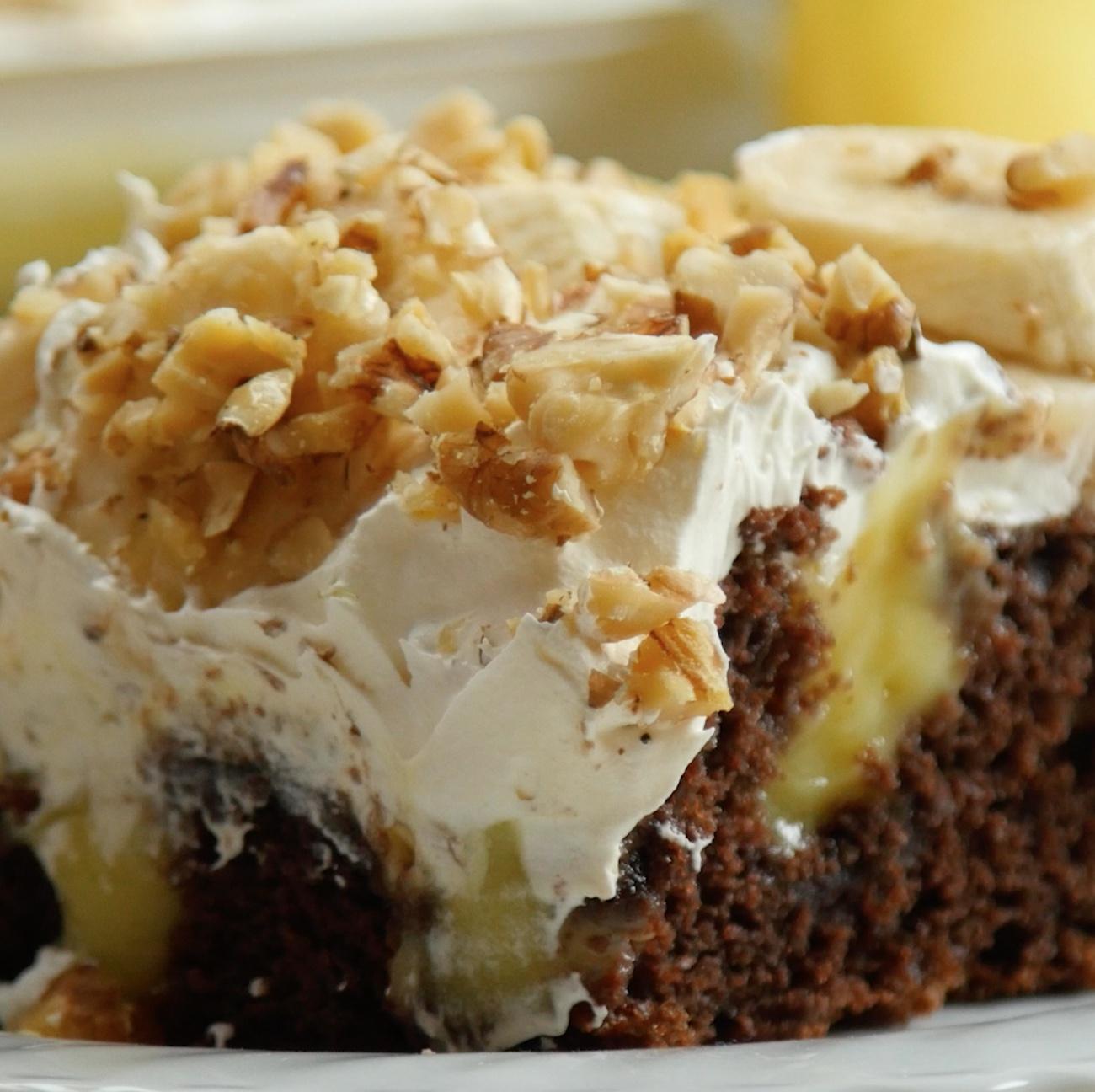 Banoffee Cake 2