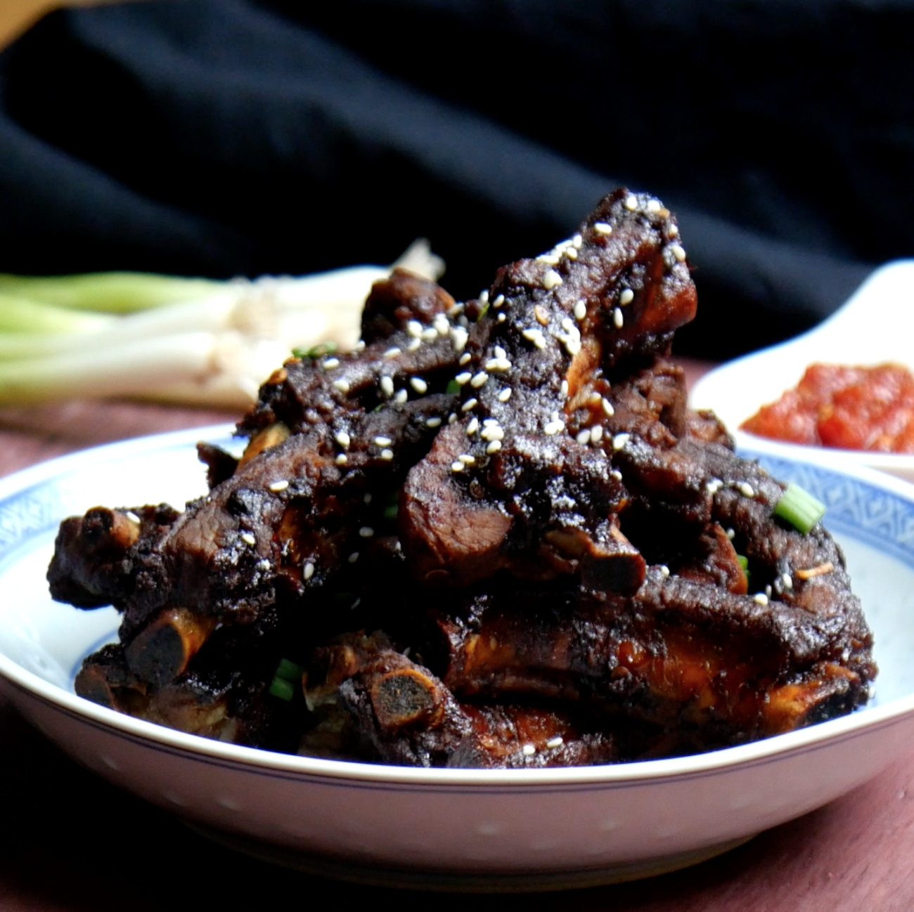 Boiled and Baked Ribs 2