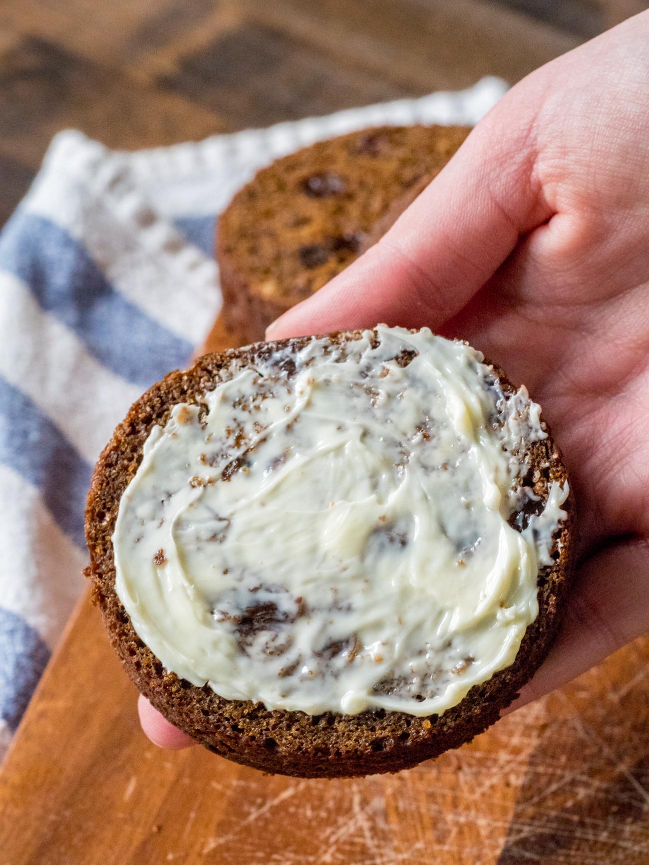 Boston Brown Bread Vertical 5
