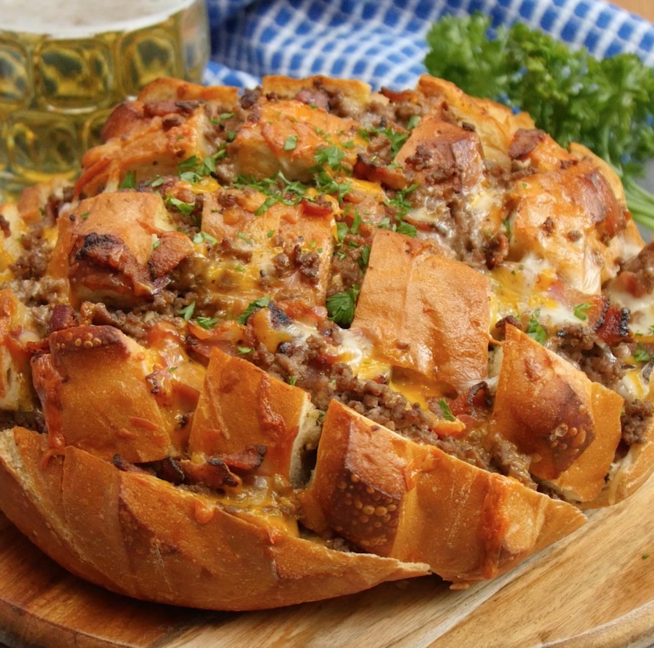 Burger Bread 3