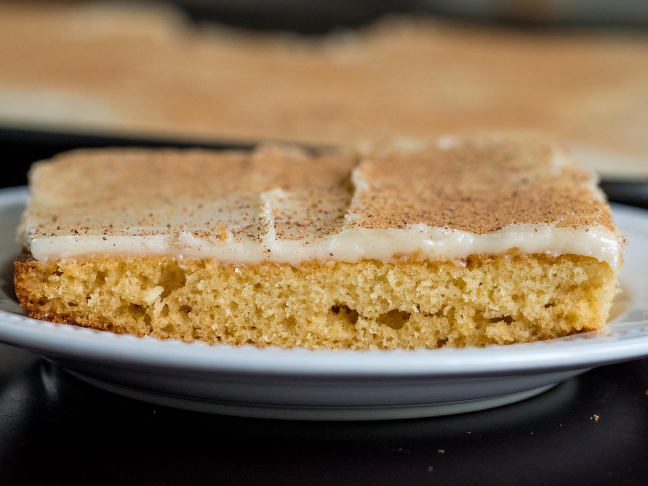 Eggnog Texas Sheetcake Horizontal 1