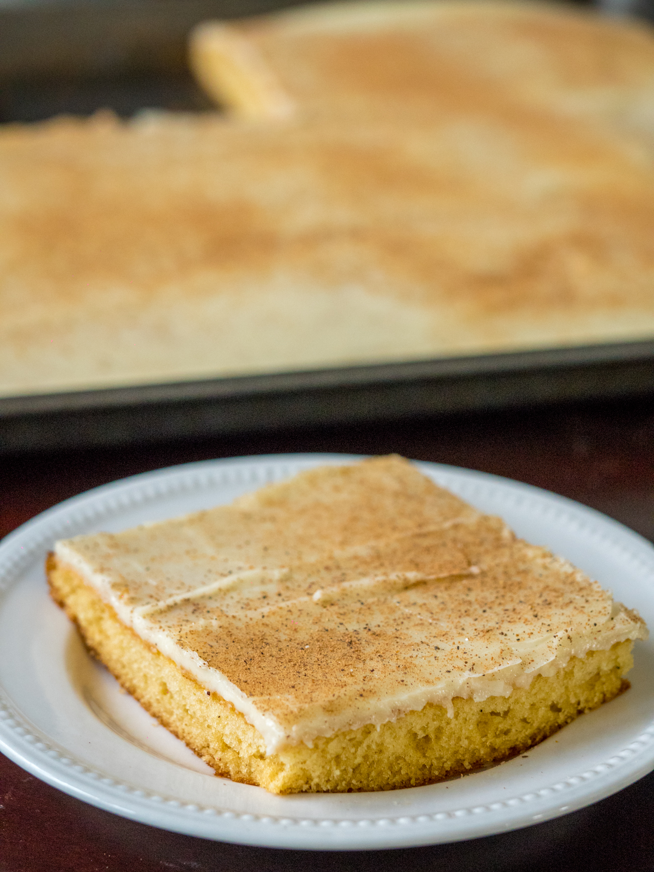 Eggnog Texas Sheetcake Vertical 2