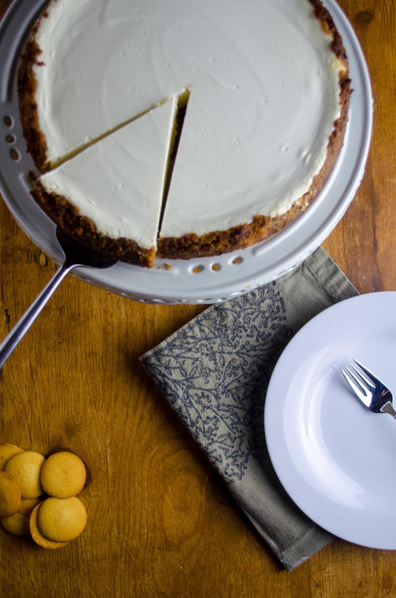 Judy's Cheesecake Vert 1