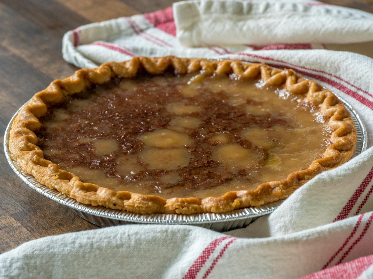 Maple Sugar Cream Pie Horizontal 1