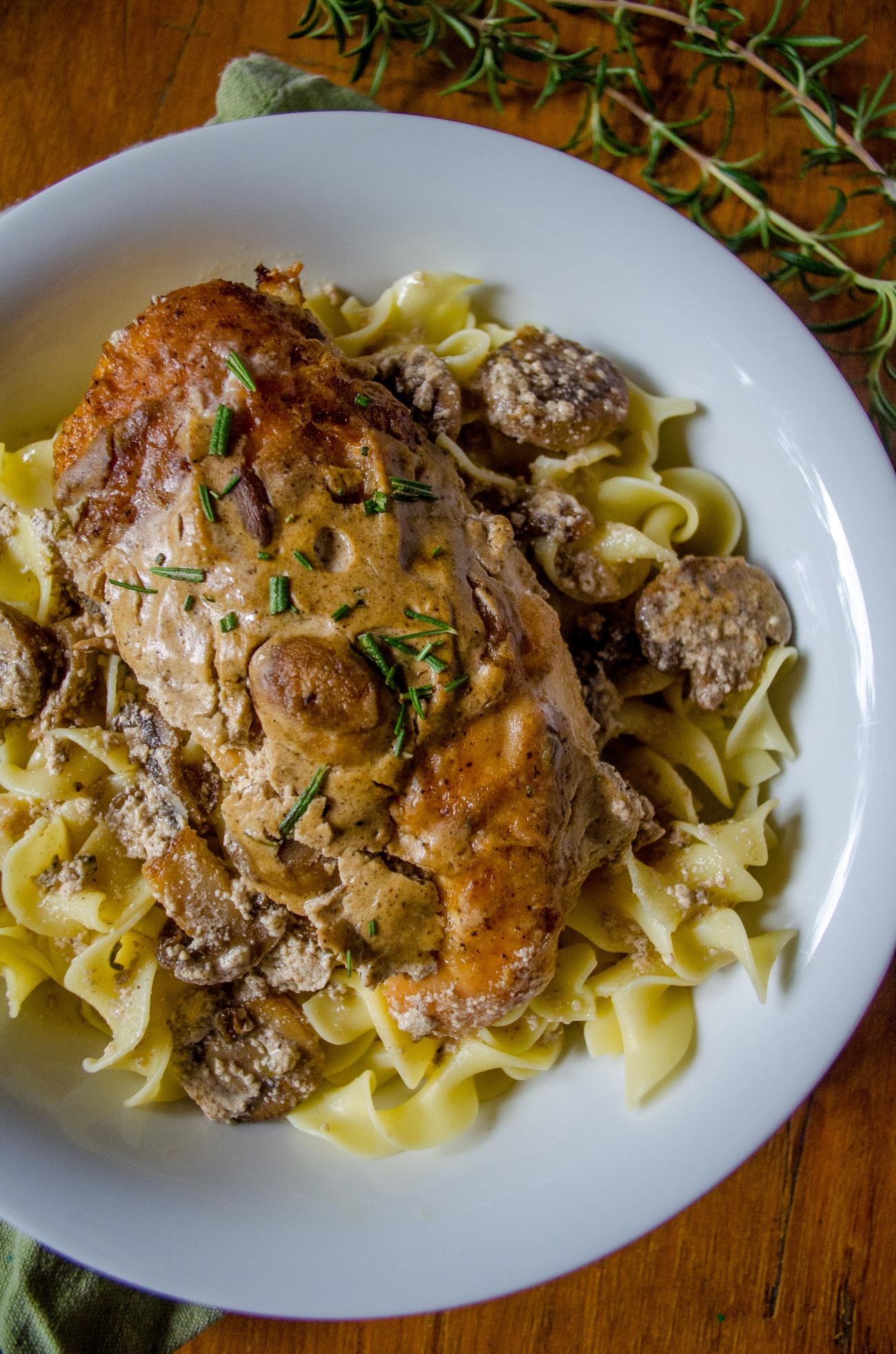 Potluck Chicken Vert 4