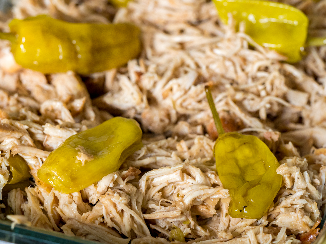 Slow Cooker Mississippi Chicken Horizontal 7