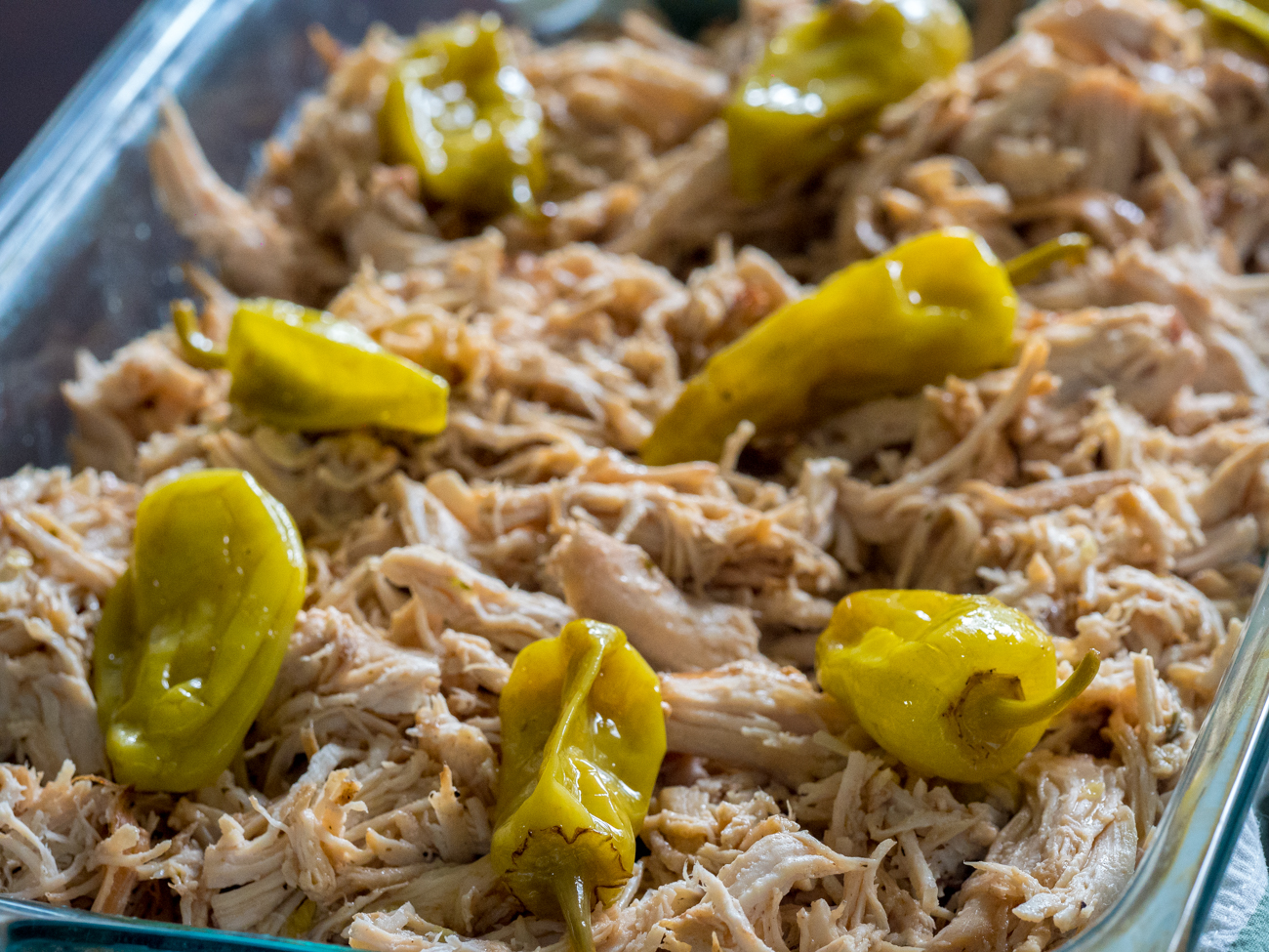 Slow Cooker Mississippi Chicken Horizontal 8
