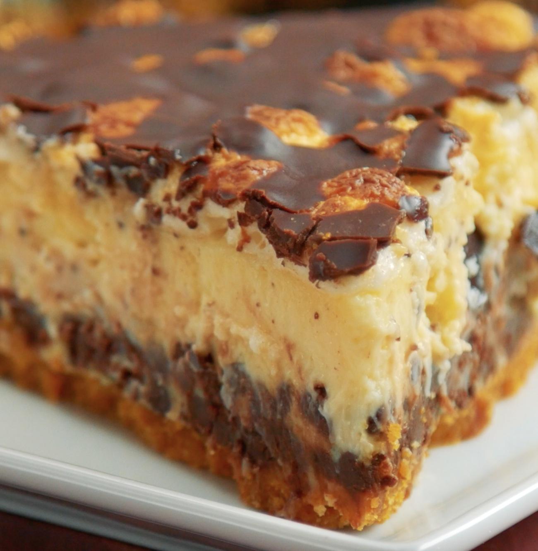 Smores Cheesecake 3